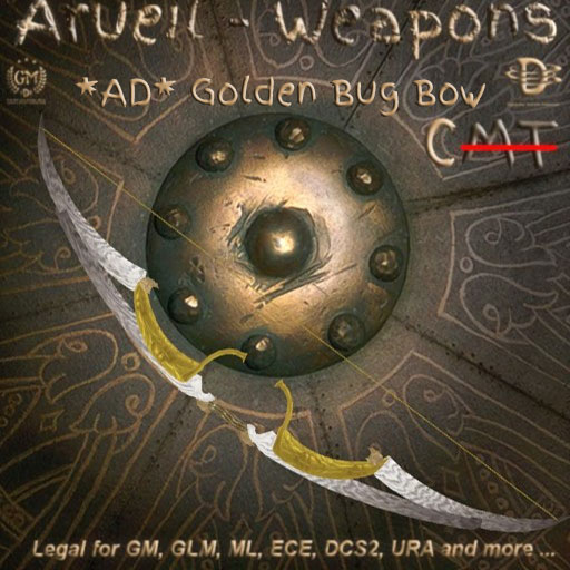 AD Golden Bug Bow
