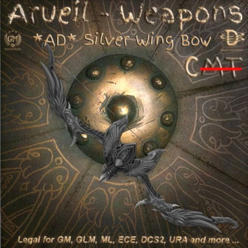 AD Silver Wing Bow