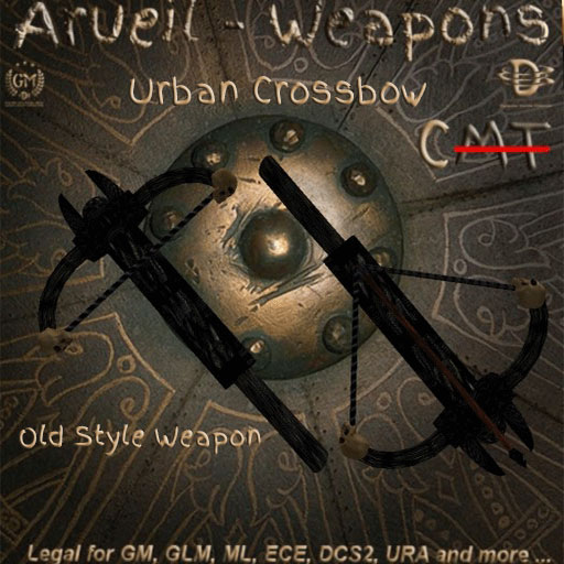 Urban Crossbow Old Style Weapon