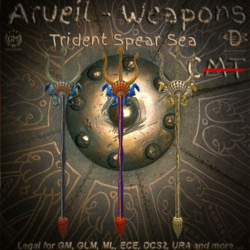 Trident Spear Sea