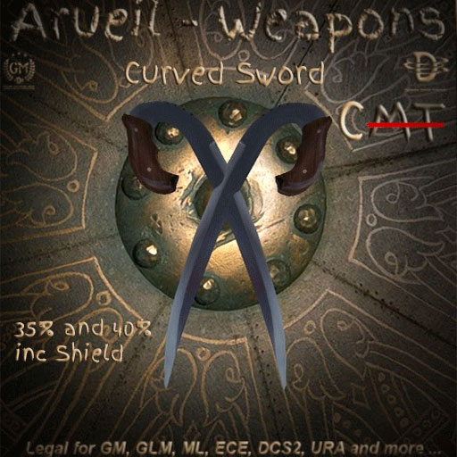 Curved Sword